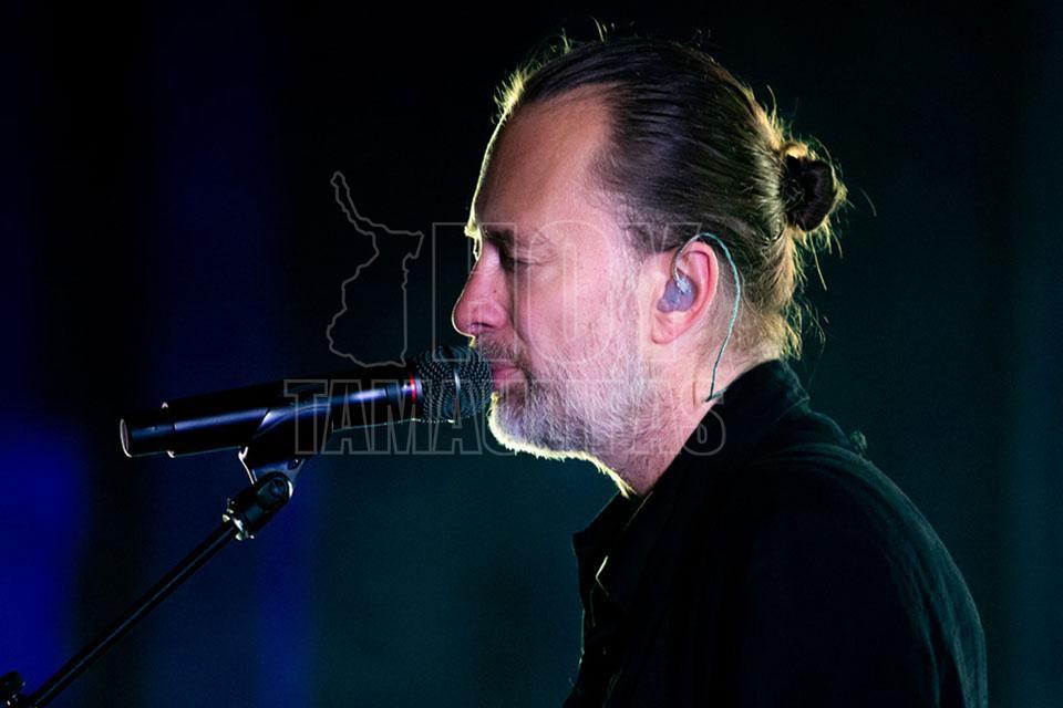 Thom Yorke llegará a México en 2020