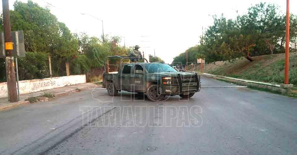 Mueren 11 civiles armados por enfrentamiento en Tamaulipas Nacional Ene 17 , 2020