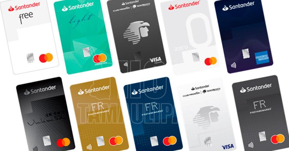 Para evitar más fraudes, Santander borra los números en sus tarjetas