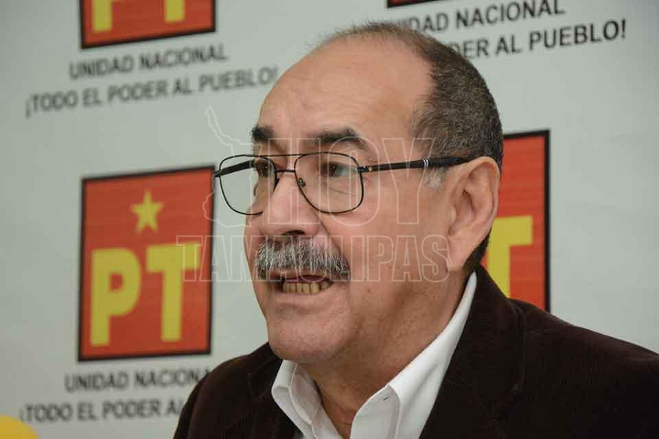 Morena, PT y PES formalizan coalición electoral en Puebla