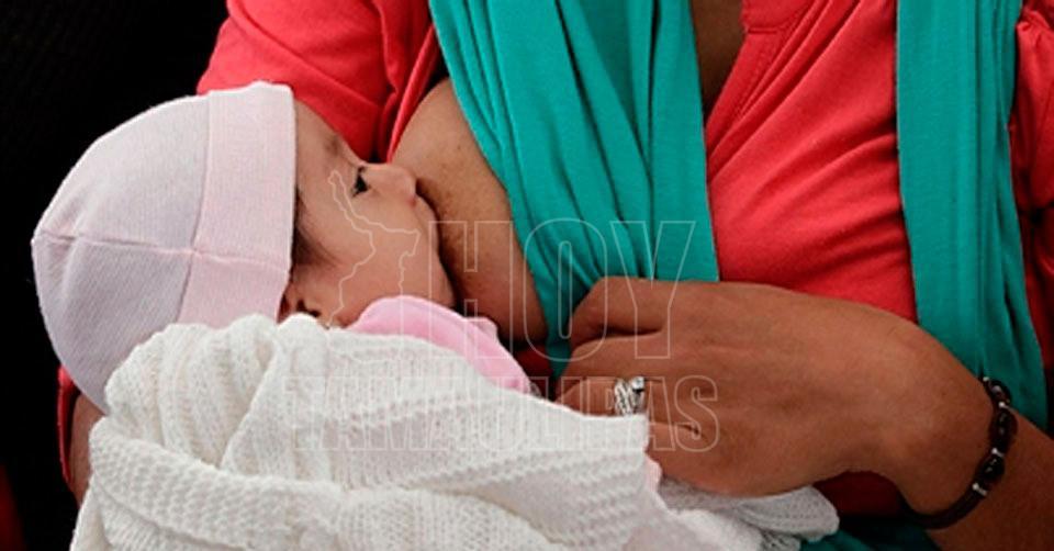 La lactancia materna sigue siendo segura durante la pandemia