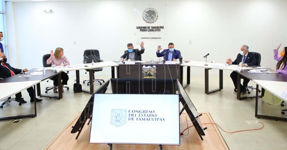 Echa abajo Congreso de Tamaulipas reglamento por desafuero