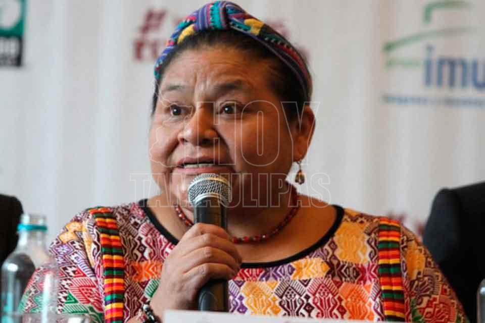 Mujeres Nobel de la Paz demandan cese minero