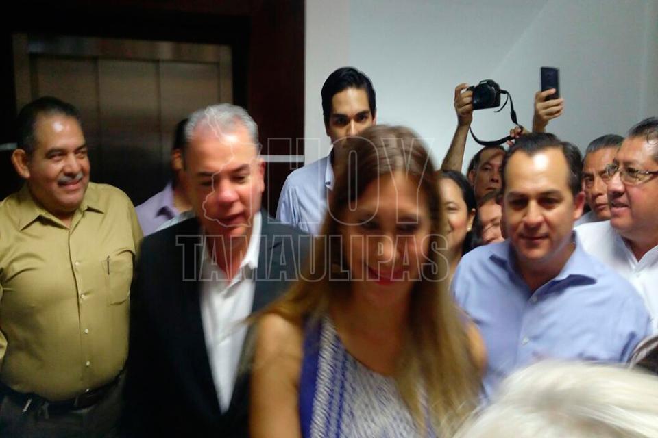 Inicia en Reynosa proceso de entrega-recepción de alcaldía