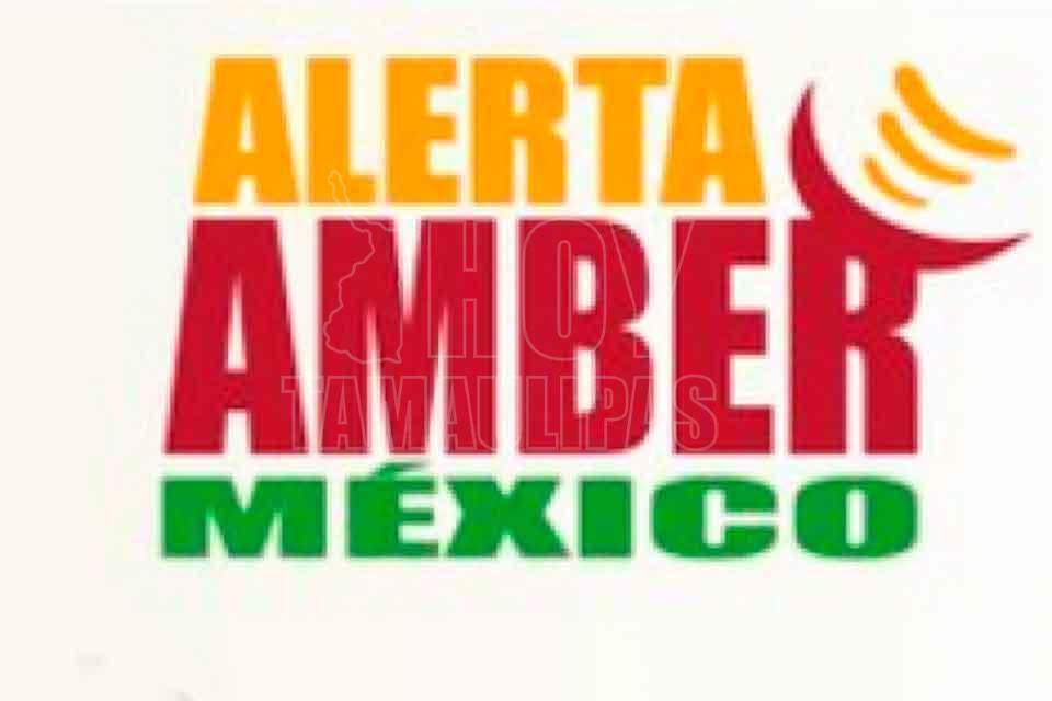Tamaulipas activa alerta AMBER tras sustracción de menores