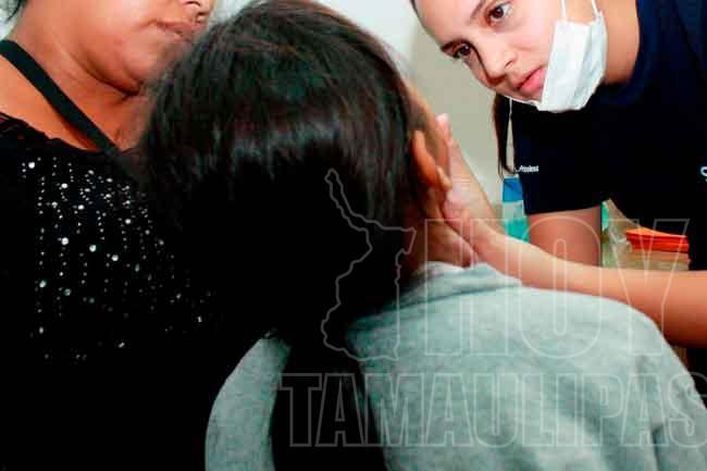 Nacen 150 niños con LPH en 3 años