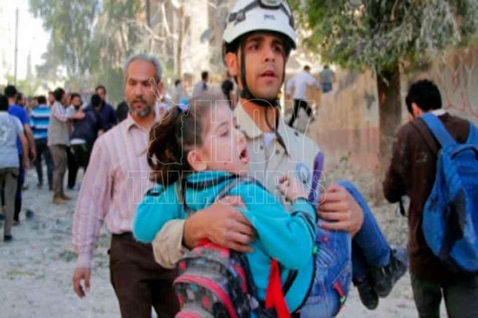 Rusia detiene bombardeos contra Alepo para permitir evacuación