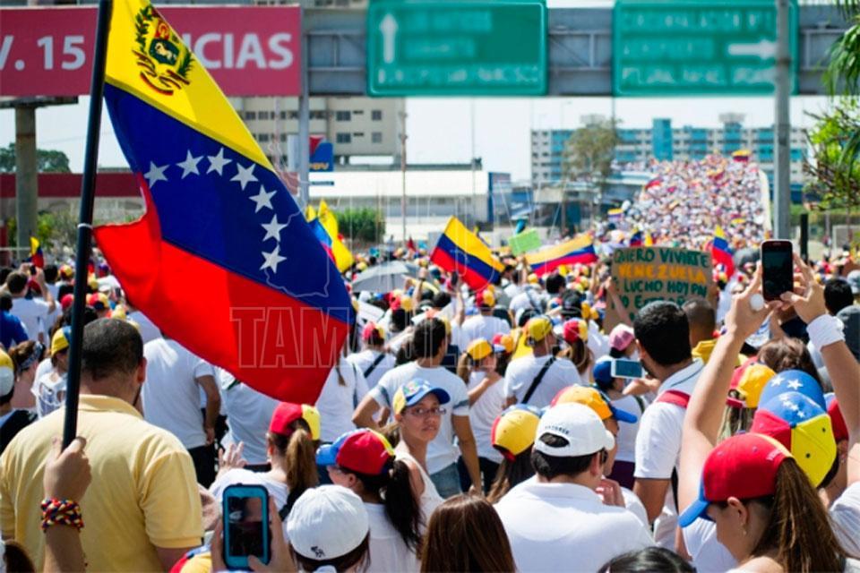 Oficialistas marcharán este martes marcha en respaldo al presupuesto 2017