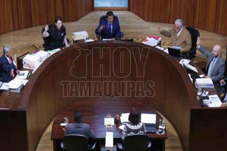 Senado elige a nuevos magistrados del TEPJF