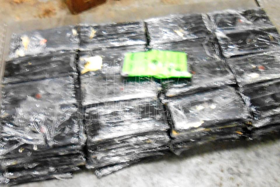 Decomisan en EU metanfetamina escondida dentro de tortillas