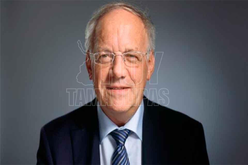 Recibe Peña a Presidente suizo en Palacio Nacional
