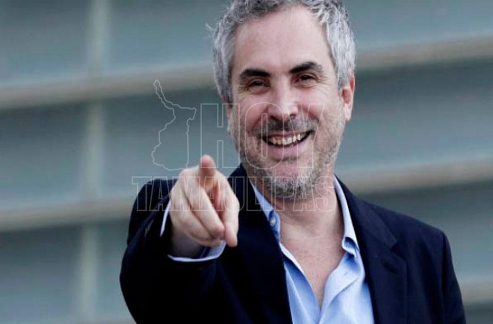 Alfonso Cuarón competirá en la Mostra de Venecia con su película Roma