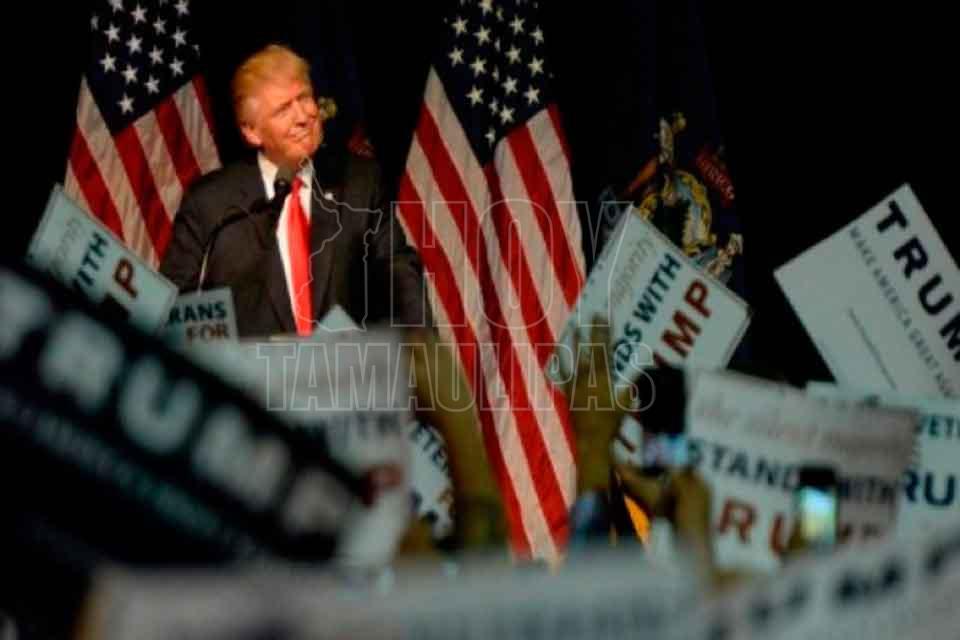 EEUU: Primeros resultados en 5 Estados dan como ganador a Trump