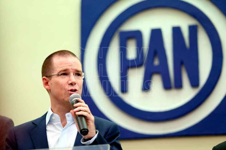 Deposita PAN 50 mdp para damnificados