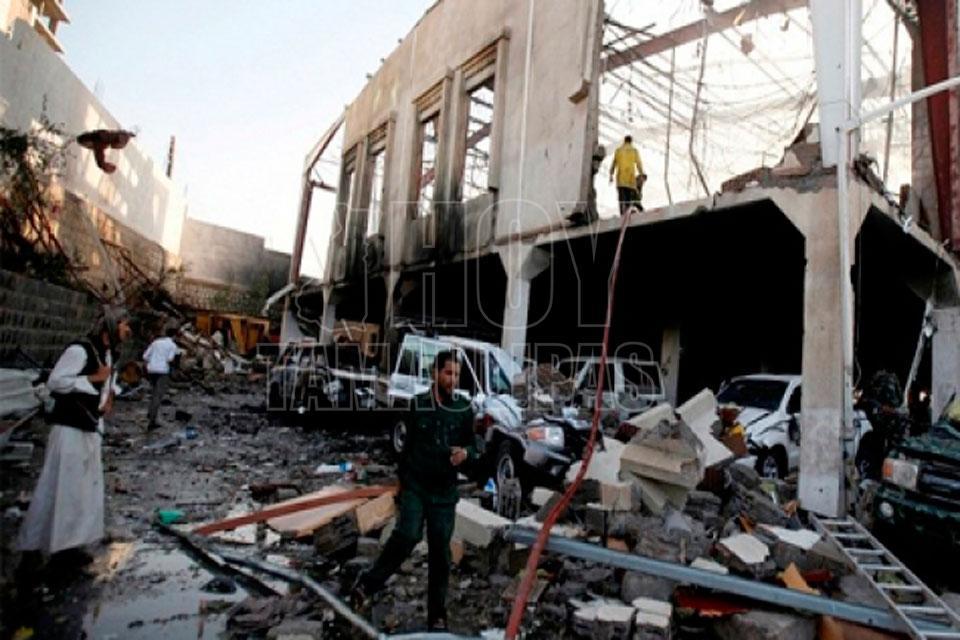 Decreta coalición árabe un cese al fuego de 48 horas en Yemen