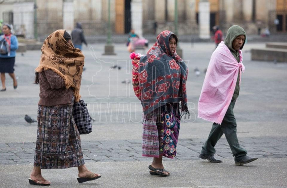 Siguen temperaturas gélidas en gran parte del país