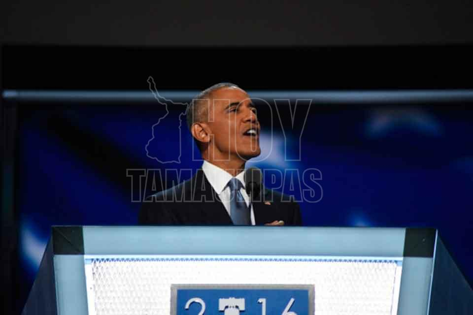 Obama llega a Perú en última parada de su gira final