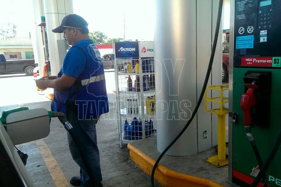 Hay cuanto 92 gasolina en azs