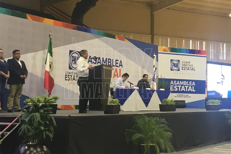 Con rumbo al 2018, PAN Tamaulipas elije consejeros nacionales
