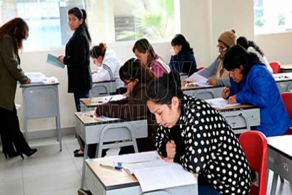 Casi 37 mil maestros participaron para ocupar cargos de dirección