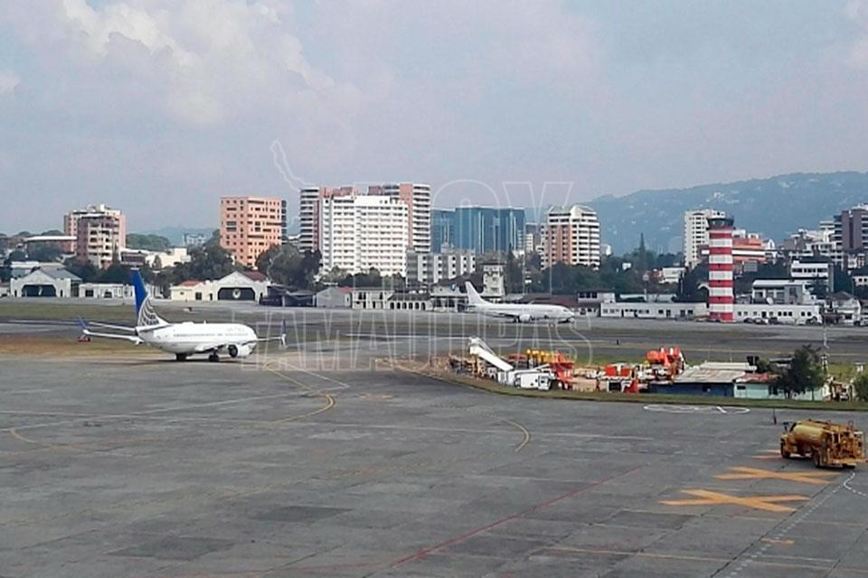 Desvían avión de Copa y aterriza sin inconvenientes en Guatemala