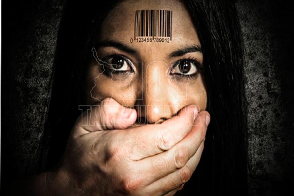 México, quinto lugar en trata de personas: Sales