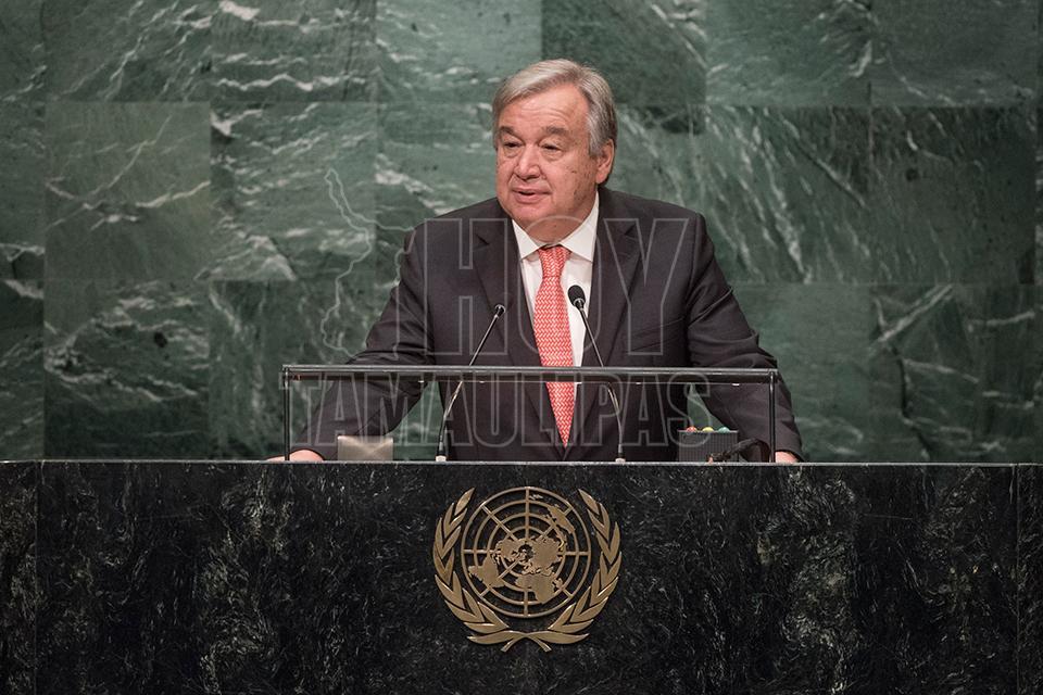 Antonio Guterres asume como nuevo secretario general de la ONU