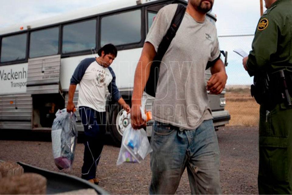 Deportan a uno de los cien más buscados de El Salvador