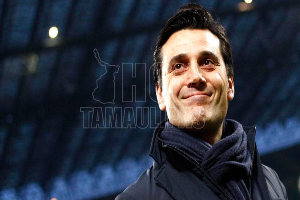 Sevilla apunta a Vincenzo Montella como su nuevo director técnico