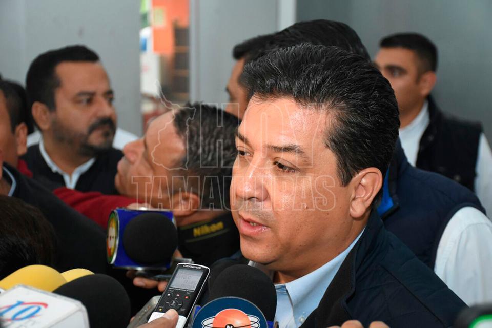 Gobernadores de Sinaloa y Tamaulipas respaldan Ley de Seguridad Interior