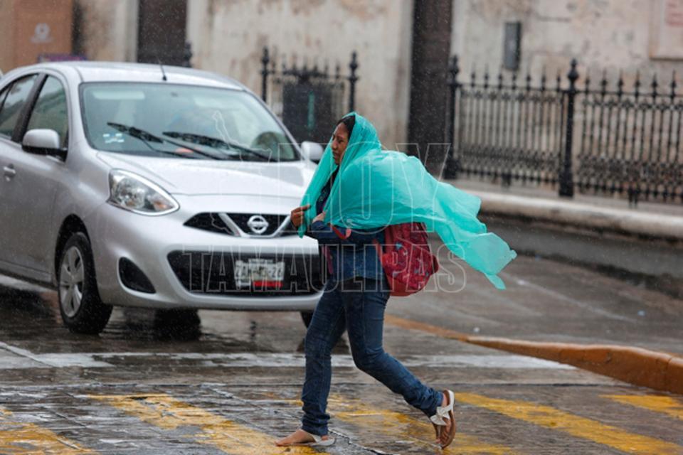 Inestabilidad que pronostican tormentas intensas en Michoacán