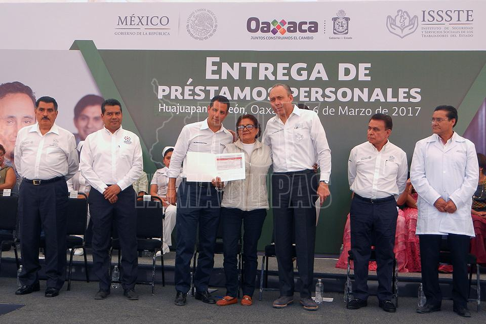 ISSSTE estrena ampliación de hospital en Oaxaca
