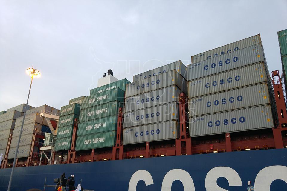 Canal de Panamá ampliado llega a su tránsito mil