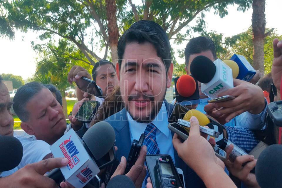 Cuerda de reos al Penal de Altamira