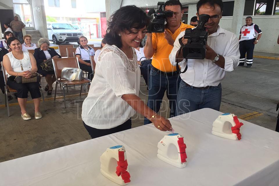 Pide auxilio Cruz Roja de Ciudad Madero