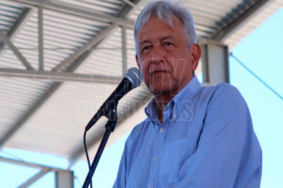 Que el 2018 sea el renacimiento de México: AMLO