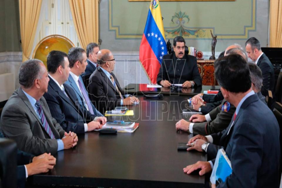 Asamblea Nacional de Venezuela pide seguridad para manifestantes