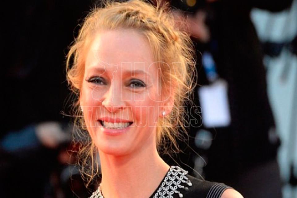 Uma Thurman presidirá jurado de sección de Cannes