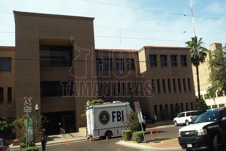 Realiza FBI cateos en Laredo por actos de corrupción