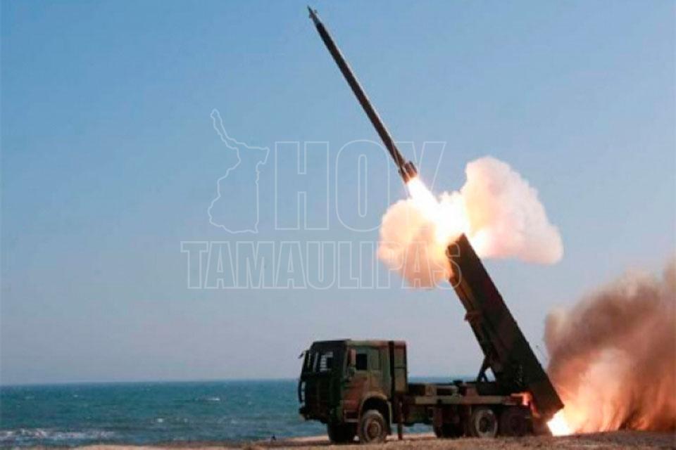 Corea del Norte lanzó misil balístico en nuevo desafío a EEUU
