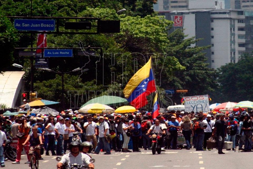 Confirman muerte de Adrián Duque durante protestas en Zulia