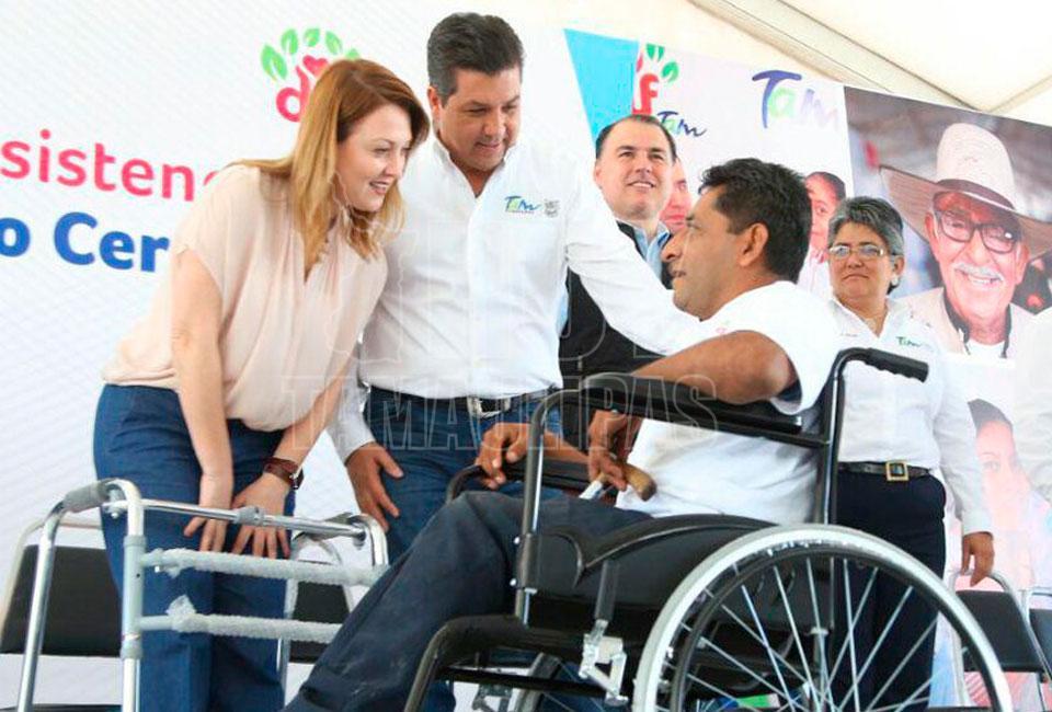 Gobernador de Tamaulipas recorre Reynosa ante clima de inseguridad