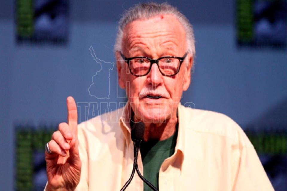Stan Lee causa euforia en convención de cómics Conque 2017