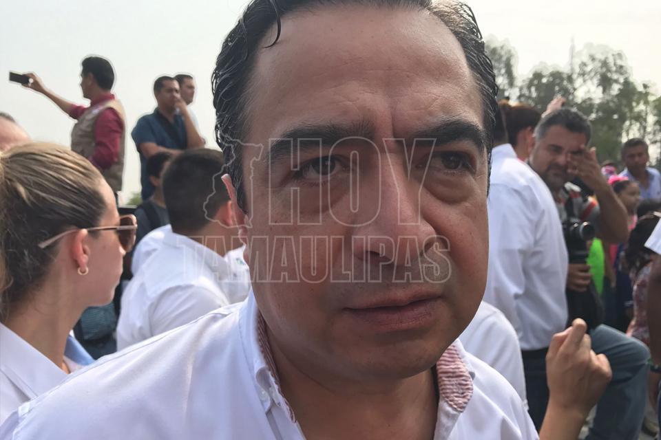 Protesta Javier Castro como nuevo fiscal Anticorrupción de Tamaulipas