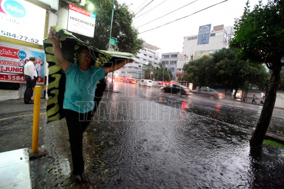 Tormentas fuertes para este viernes en Michoacán, prevé el SMN