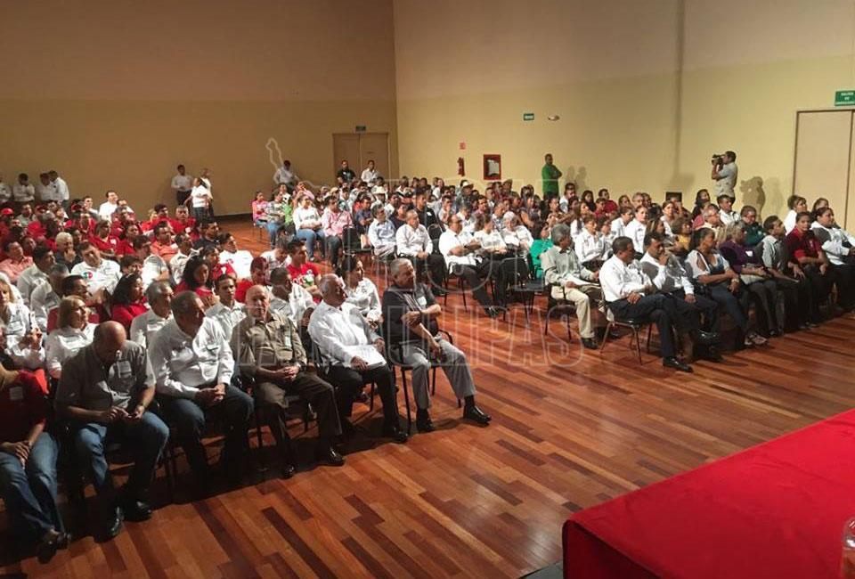Realiza PRI asamblea regional en Delicias