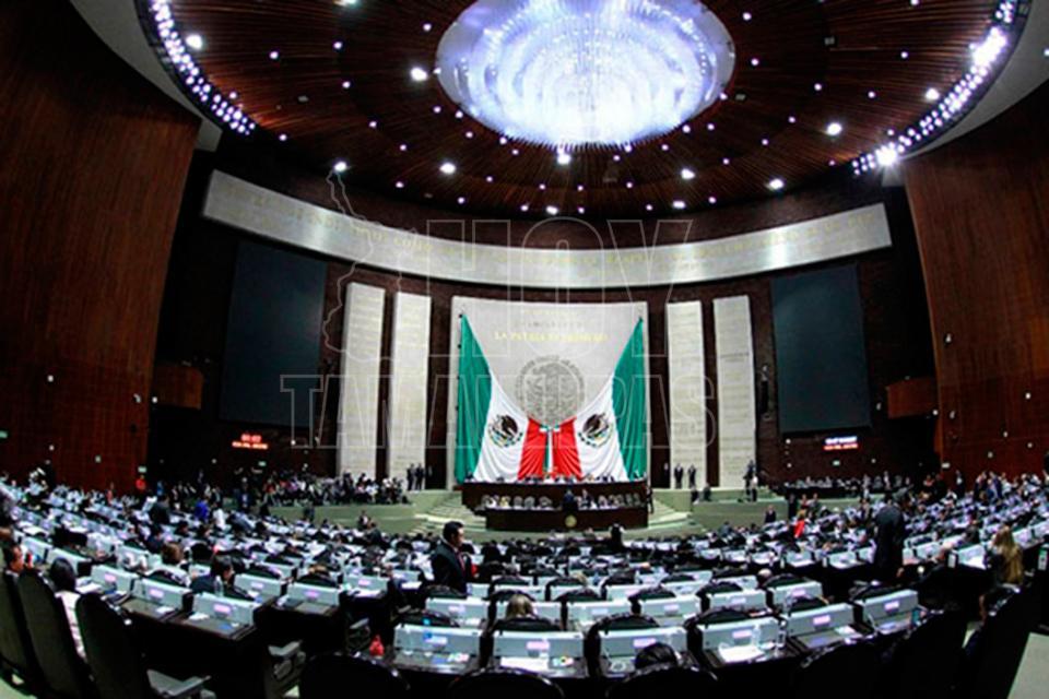 Cancelan diputados debate de mando mixto por falta de quorum