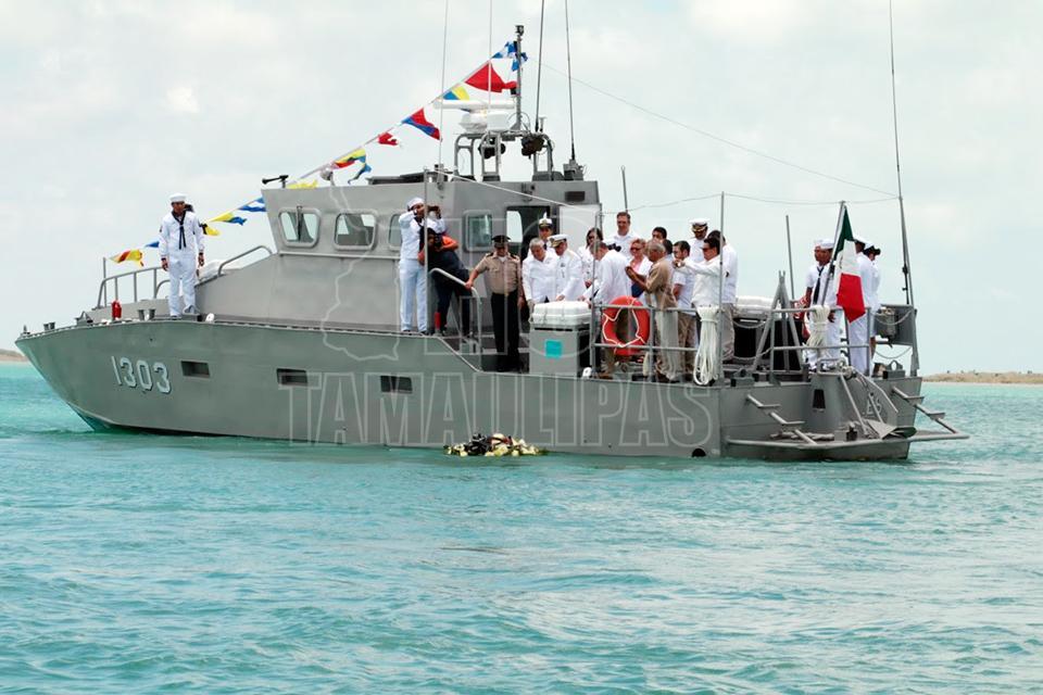 Celebra Tamaulipas el Día de la Marina