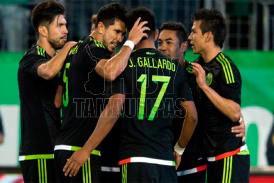 Eliminatorias Mundialistas Rusia 2018 Concacaf: México vs. Honduras