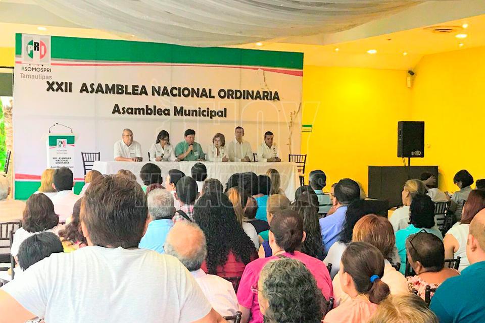 Elegirá hoy PRI Michoacán delegados rumbo a 22 Asamblea Nacional